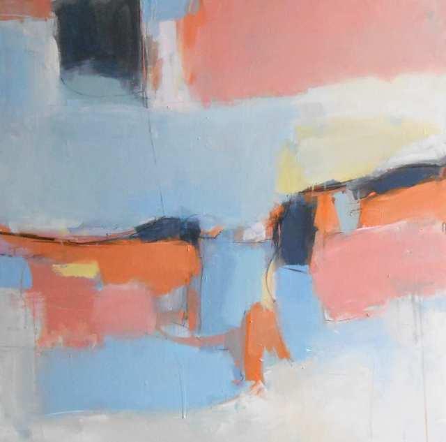 Boo Mallinson, 'Evening Walk II', 2018, Lime Tree Gallery