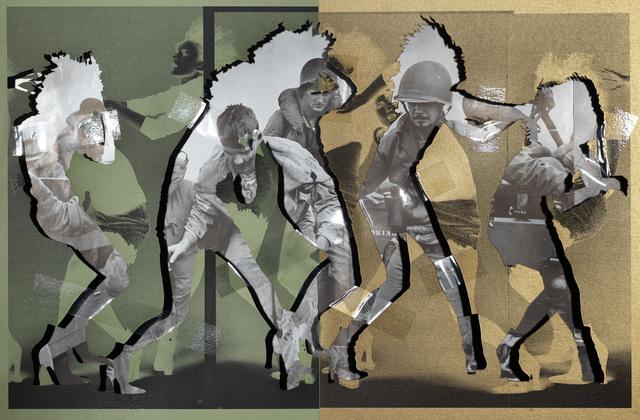 , 'Monogram I,' 2019, Jessica Silverman Gallery