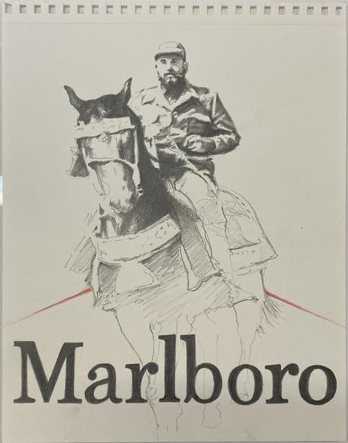 , 'Marlboro,' 2012, Pan American Art Projects
