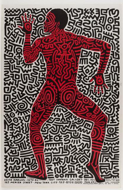 , 'INTO 84,' 1983, Galleria Alfieri