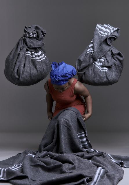 , 'Undibizela Kuwe III,' 2016, EBONY/CURATED