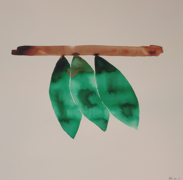 , 'Untitled (Leaves II),' 2016, Taymour Grahne