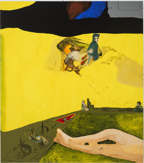 , 'Different Trains #1,' 2016, Galerie Nathalie Obadia