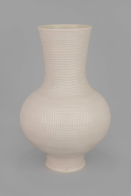 , '(square 35),' 2018, Gagosian