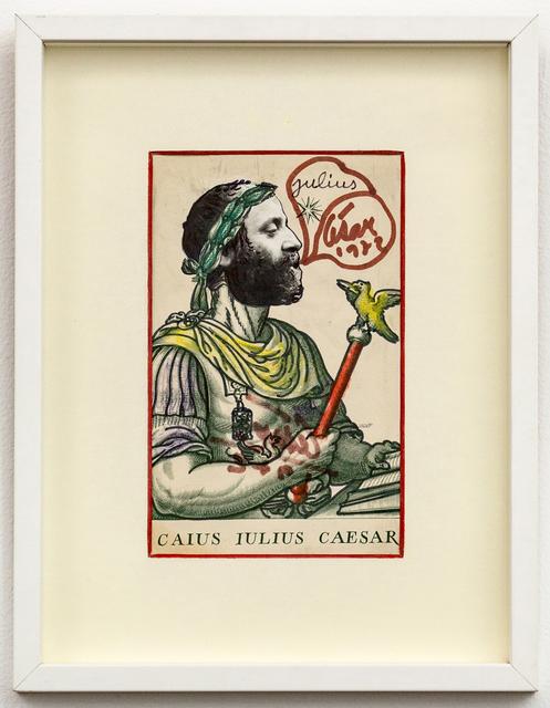, 'Julius César,' 1972, Demisch Danant