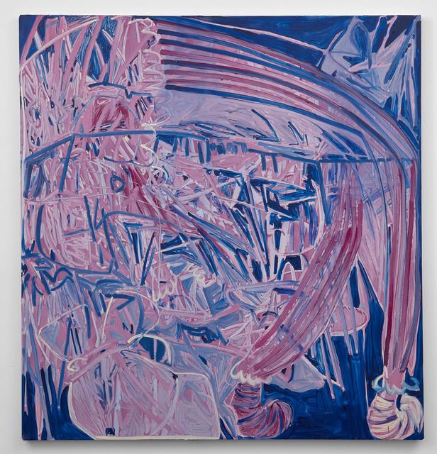 , 'Clumsy,' 2017, Pippy Houldsworth Gallery