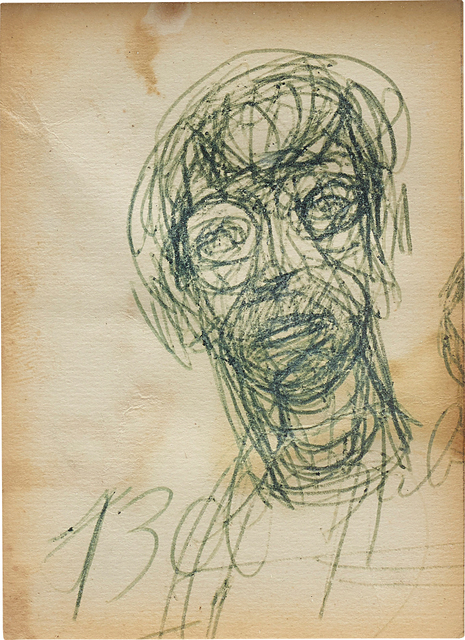 Alberto Giacometti, 'Tête (Head)', ca. 1950-1955, Phillips