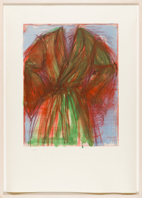 Jim Dine, 'Printing Outdoors', 1980, Christopher-Clark Fine Art