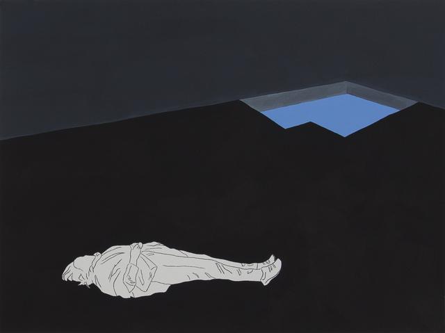 , 'Devaneo en el Rosedal,' 2014, ECCO - Espaço Cultural Contemporâneo