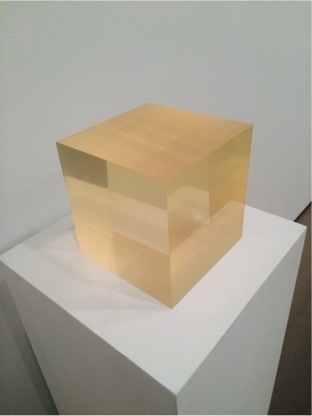 , 'Untitled (sphere within cube) ,' 1965, NYEHAUS