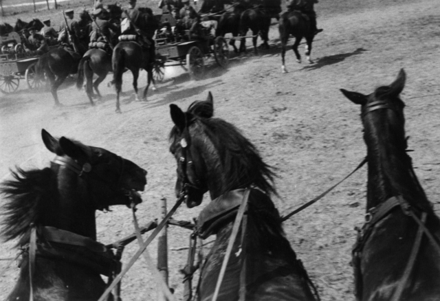 , 'Horses,' 1932, Etherton Gallery