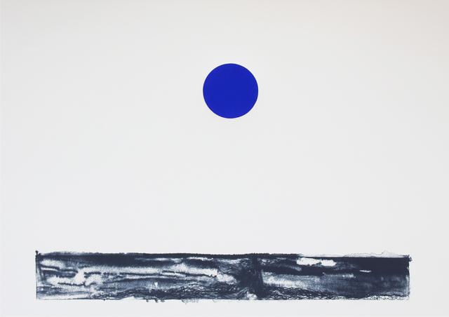, 'Blue Moon #3,' 2014, STPI