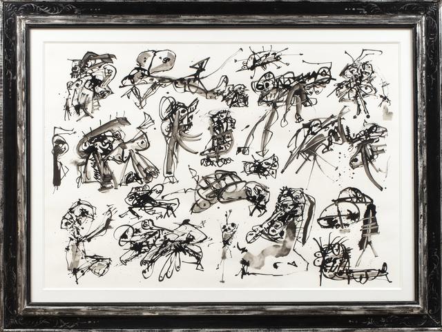 Antonio Saura, 'Mutaciones', Millon