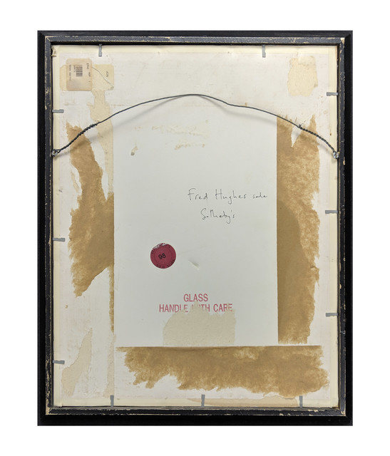Andy Warhol, 'Portrait of Man Ray', 1974, Photography, Polaroid, Capsule Gallery Auction
