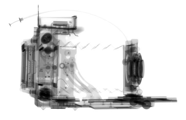 , 'Graflex Speed Graphic Miniature,' 2016, Panopticon Gallery