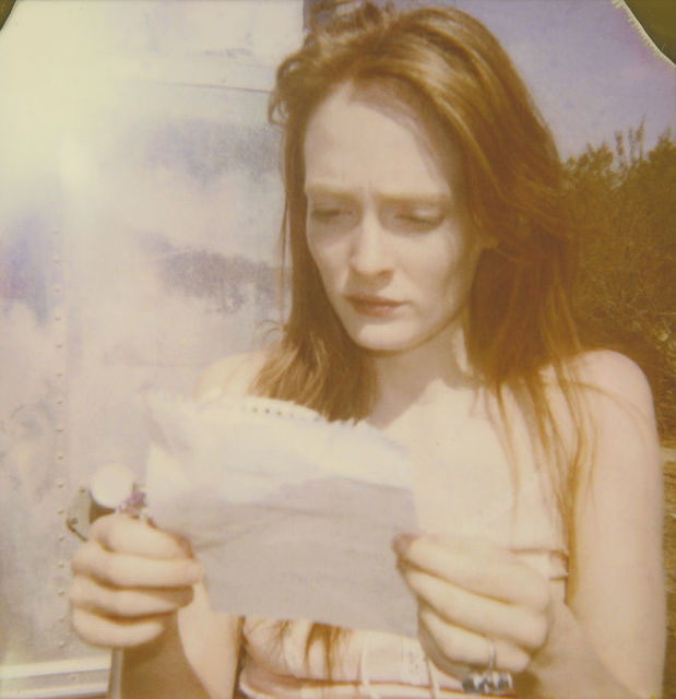 Stefanie Schneider, 'Margarita's Letter (Till Death do us Part)', 2005, ROSEGALLERY