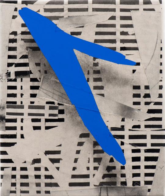 , 'Flying V,' 2018, Moskowitz Bayse