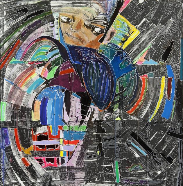 , 'Cuadro de las contingencias,' 2012, Galería Rubbers Internacional