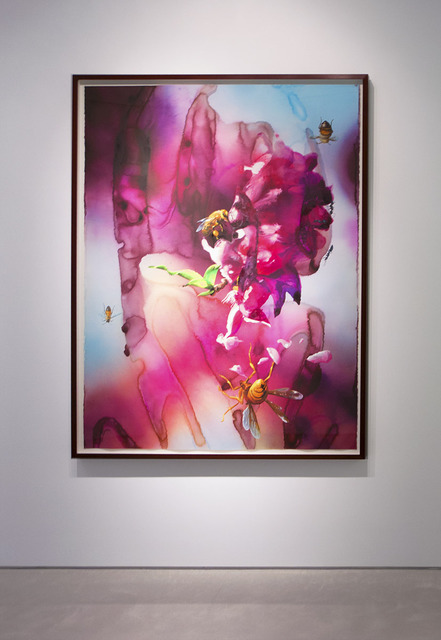 , 'Untitled (Cherry Blossoms),' 2013, Sperone Westwater