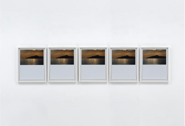 , 'Tales 90 (Sestri Levante, Italy, August 2015),' 2015, Sies + Höke