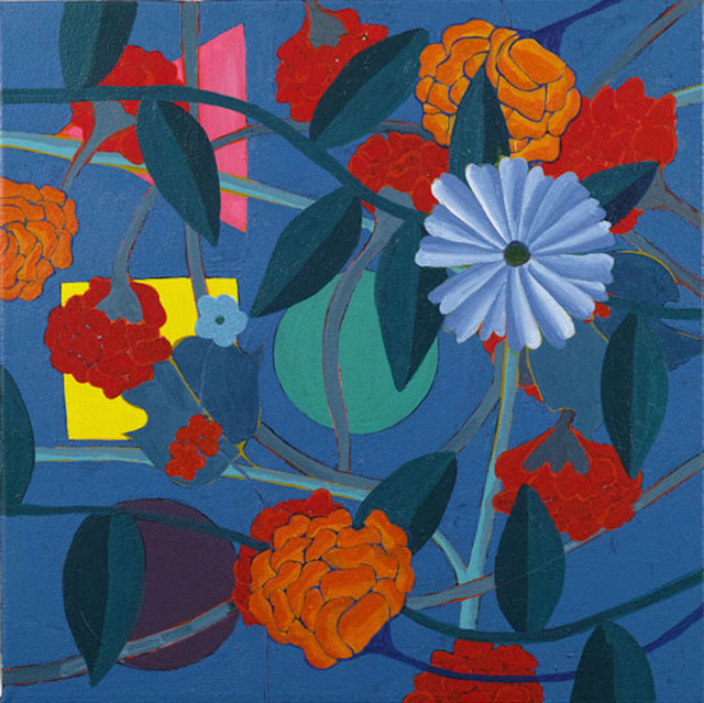Pamela Fraser, 'Omi', 2018, Painting, Acrylic on canvas, Contemporary Art Matters