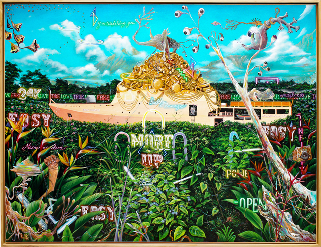, 'Pink Hunter,' 2018, Chan + Hori Contemporary