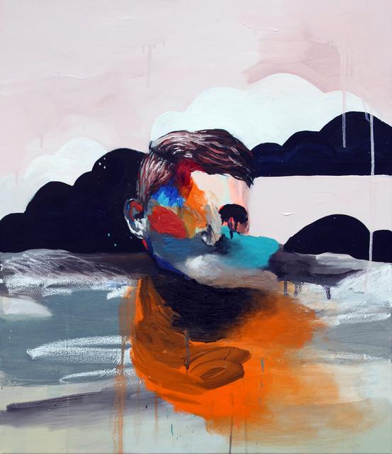 , 'Head,' ca. 2015, Galerie Sandhofer