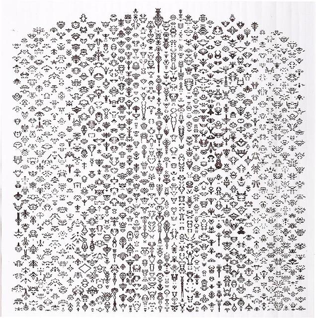 , 'Anon,' 2003, Barbara Mathes Gallery
