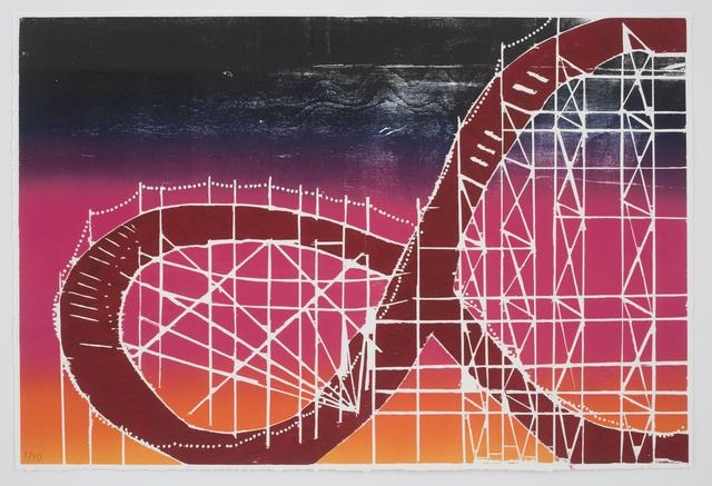 , 'The Big Dipper Santa Cruz (Triptych) ,' 2017, Rabley Contemporary