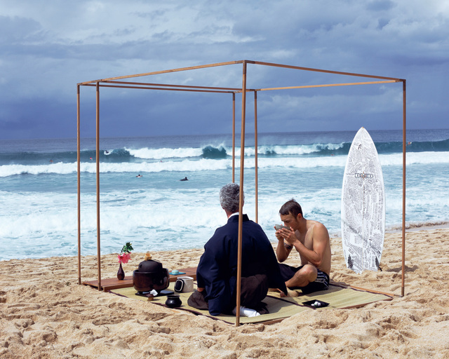 Pierre Sernet, 'T058, Malcolm, Sunset Beach, Hawaii, USA, 2004', 2004, Arco Gallery