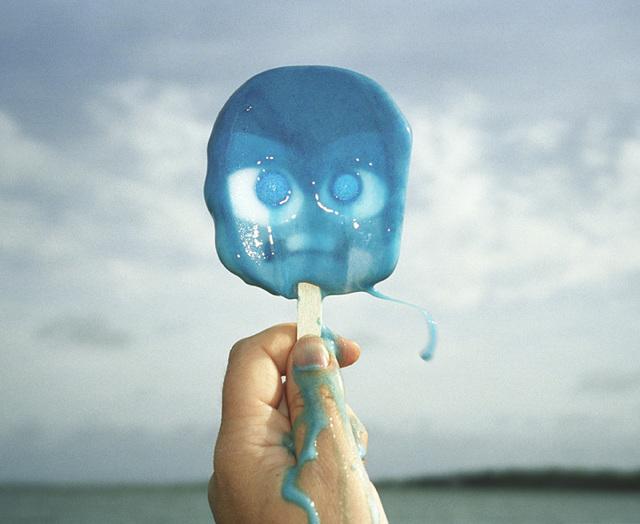 Meredith Allen, 'Ocean Avenue (blue martian)', 2002, Amy Simon Fine Art