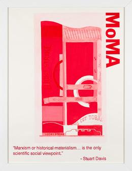 Yevgeniy Fiks, 'Communist Tour of MoMA (Stuart Davis)', 2010, Winkleman Gallery