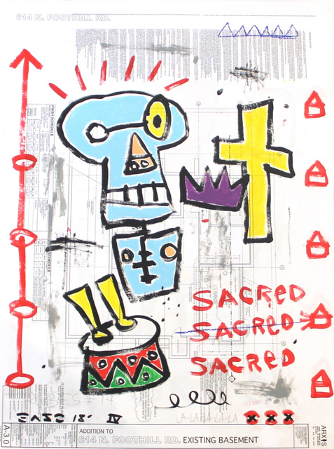 Gary John, 'Sacred Ground', 2018, Artspace Warehouse