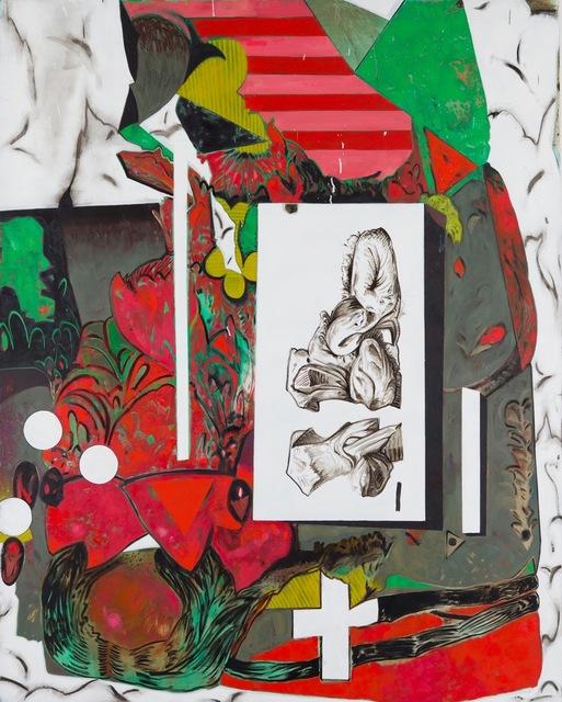 , 'Pala,' 2013, Galerie Richard