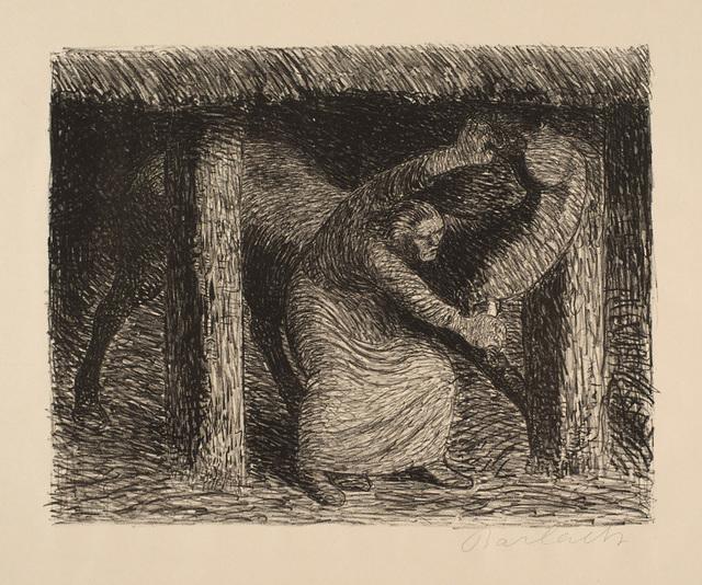 , 'Die Mörderin,' 1912, Charles Nodrum Gallery
