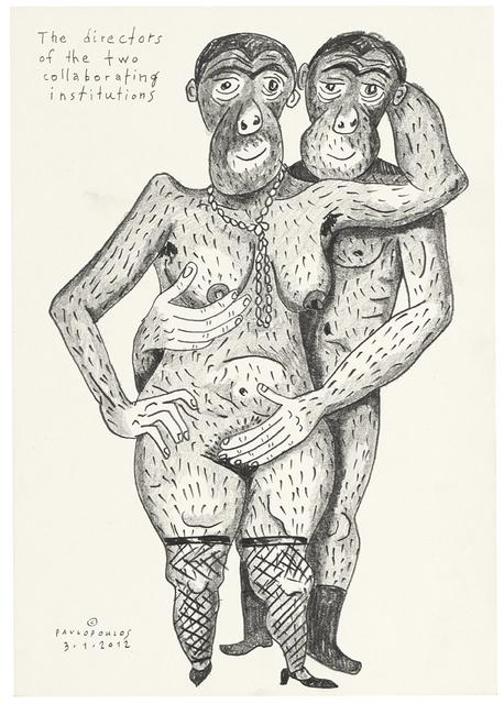 , 'The Directors,' 2012, Kalfayan Galleries