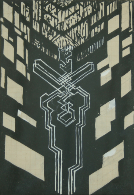 , 'VI,' 1921, Galerie Hans Mayer