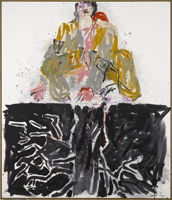 , 'Moderner Maler,' 2007, Galleri Bo Bjerggaard