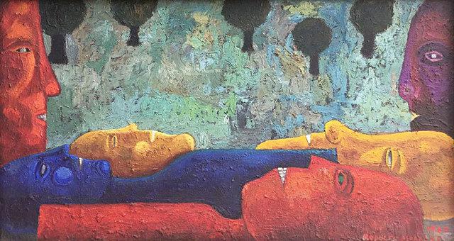 Rodolfo Morales, 'Untitled', 1966, GALERÍAS A. CRISTOBAL