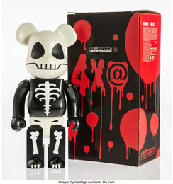 Horror Skull 400%