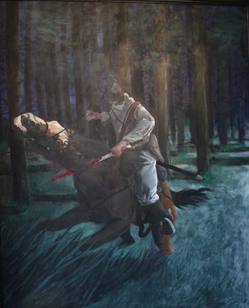 Jose Manuel Mesias, 'Untitled', 2011, Pan American Art Projects
