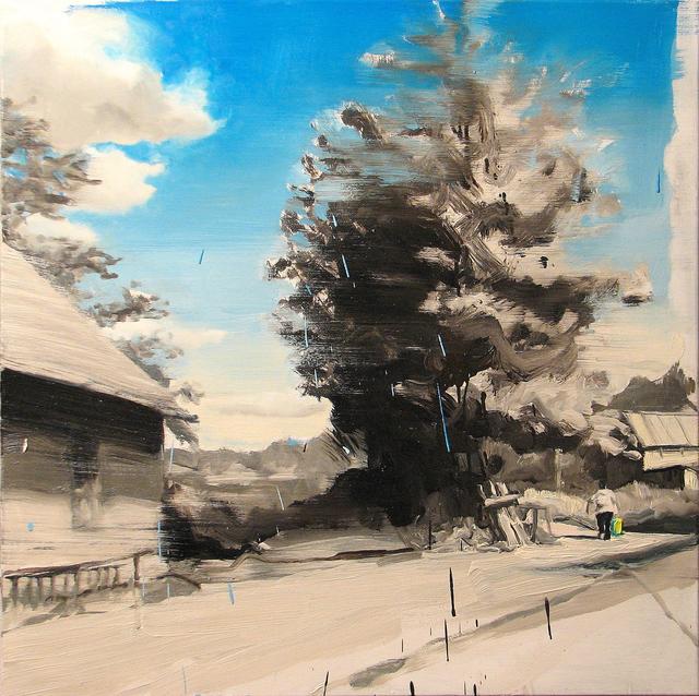 , 'Icarus,' 2014, Galerie Sandhofer