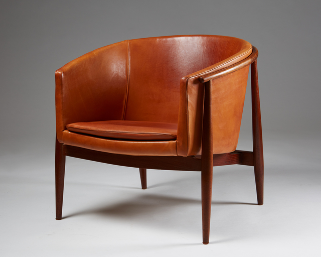 , 'Easy chair model 93,' 1959, Modernity