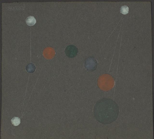 , 'Untitled (Composicion Concreta),' ca. 1957, AREVALO