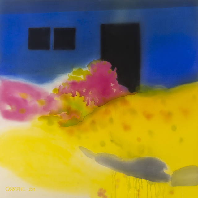 Elizabeth Osborne, 'Hillside Autumn', 2018, Locks Gallery