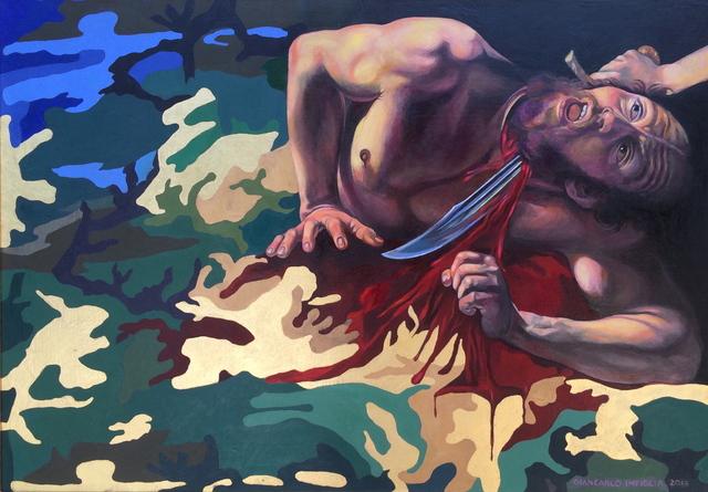 , 'Pride Cast Down,' 2013, Counterpoint Contemporary Fine Art