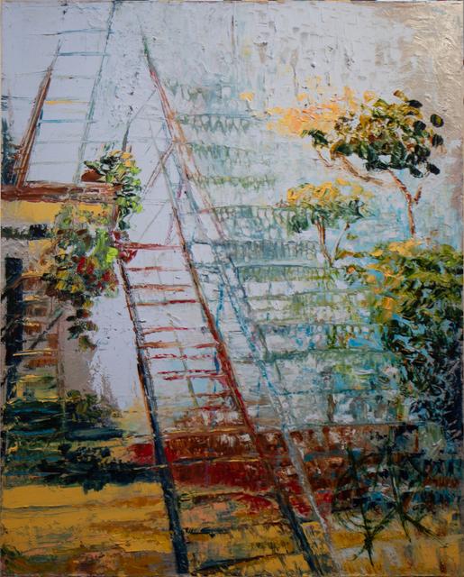 , 'Ladders of climb ,' 2018, Gallery Mariam