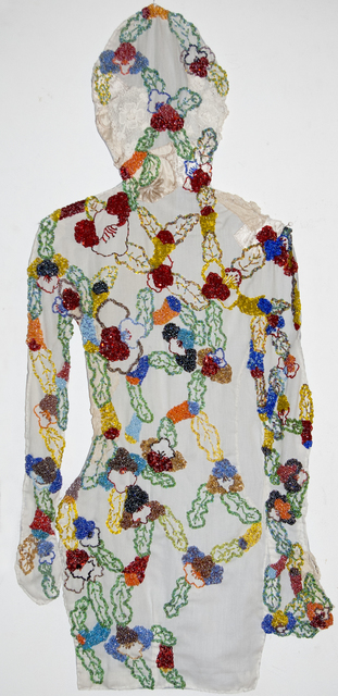 Iviva Olenick, 'Portrait as my grandmother', 2017, Muriel Guépin Gallery