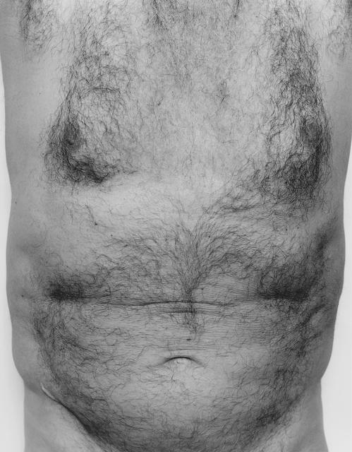 , 'Self Portrait, Torso II,' 1984, Galerie Nordenhake