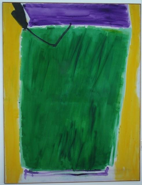 , 'Elm Green,' 1988, Galería Marita Segovia